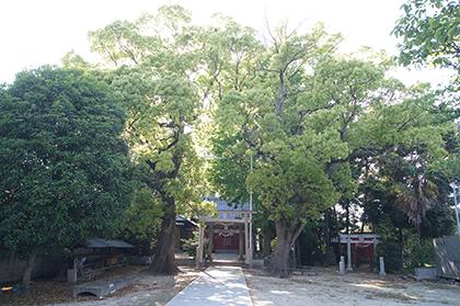 200509大場香取神社①