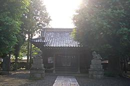 200602元新宿八幡神社④