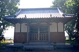 200607智方神社ケヤキ⑦