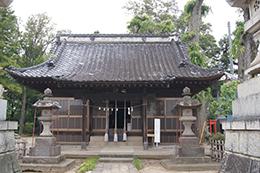 200618佐間天神社欅⑥