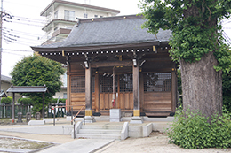 200621上間久里香取神社③
