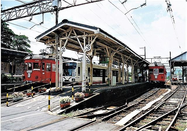 ③黒野駅H13