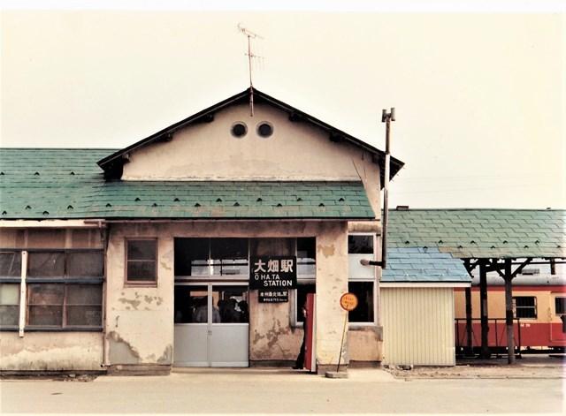 ①S47大畑駅 (2)