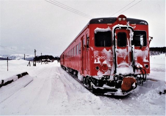 s-⑧鷹泊上り列車