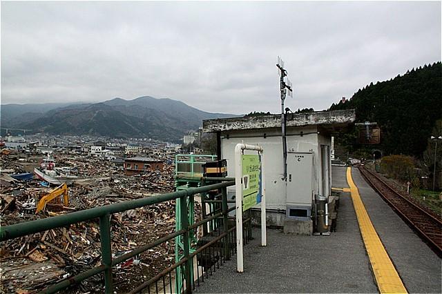 s-①1南リアス線陸前赤崎駅