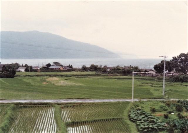 s-④鹿児島湾と桜島
