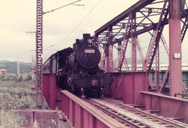 ①西川橋梁S47