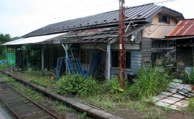 ⑮旧細倉駅
