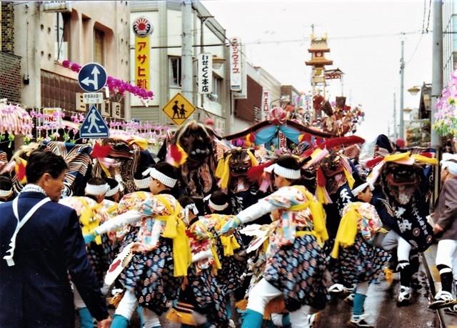 ⑪盛町五年祭1