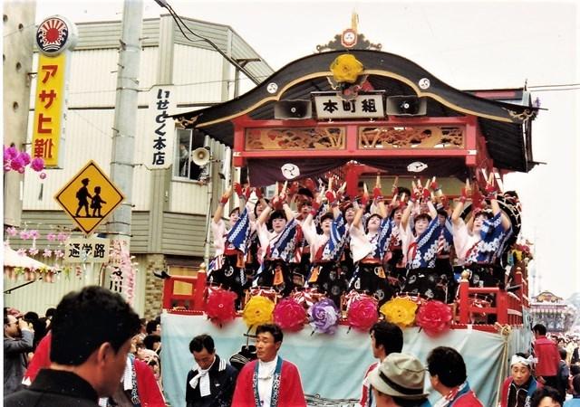 ⑫盛町五年祭