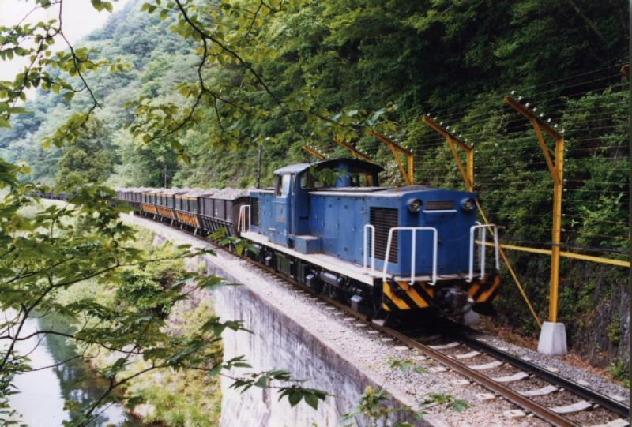 ⑳貨物列車