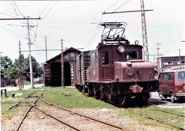 ④村松貨物列車