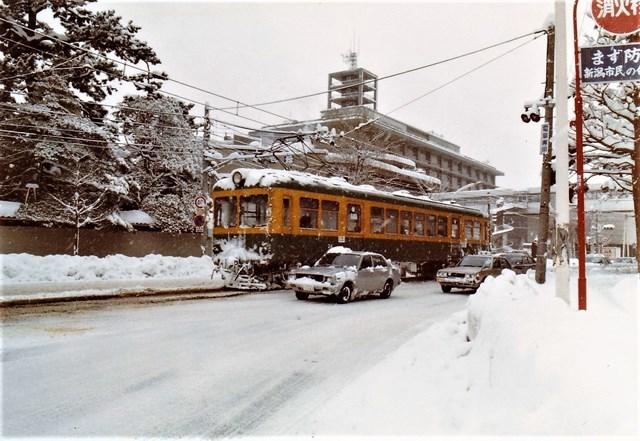 ④県庁前~東関屋