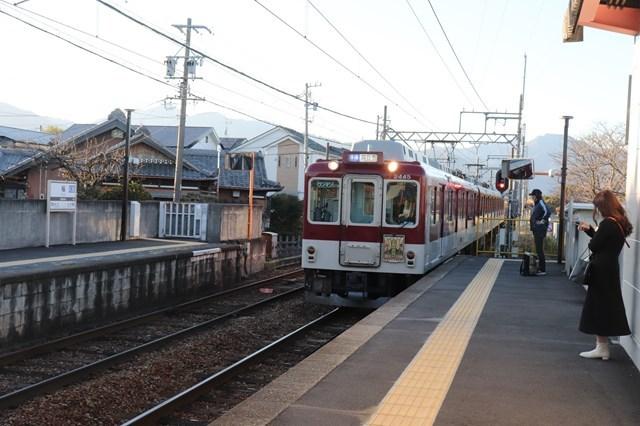 s-③桜駅