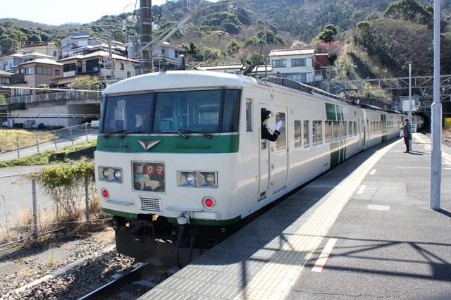 s-⑦1網代発車