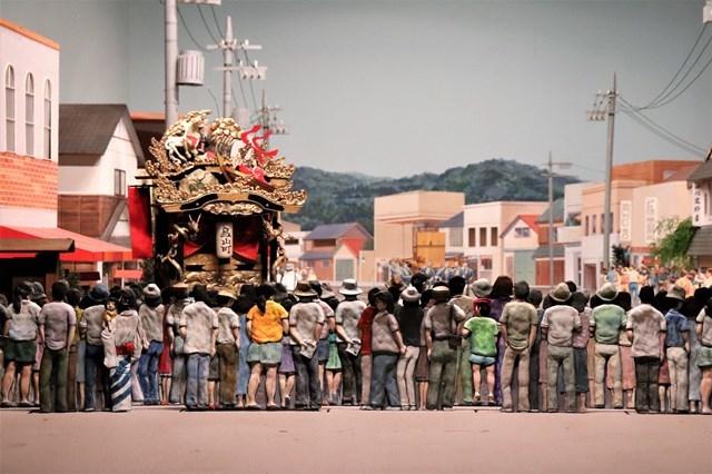 ⑨山あげ祭ミニシアター