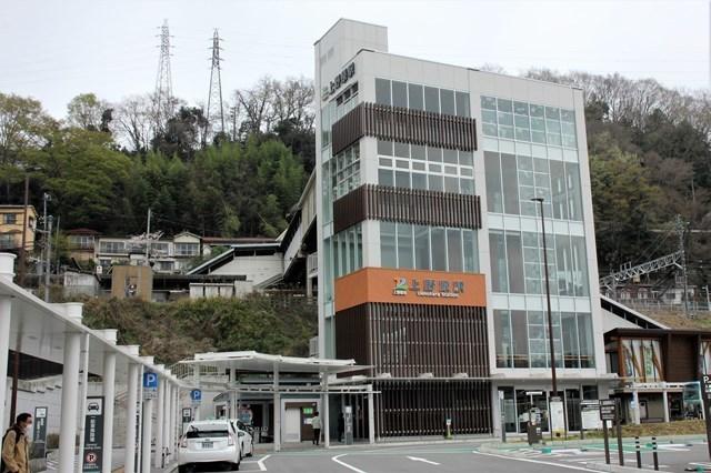 s-②上野原駅