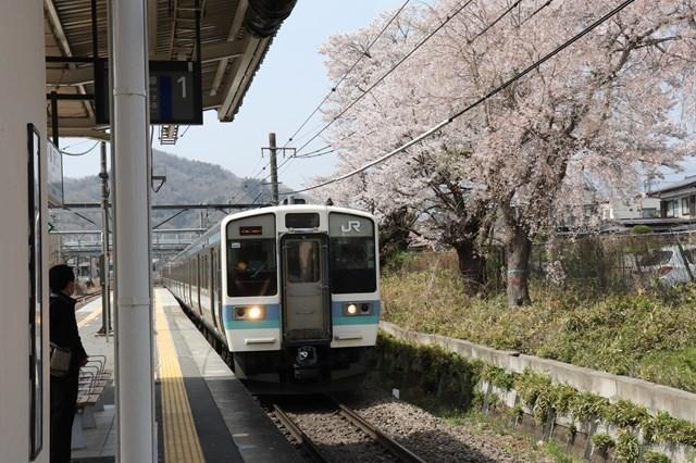 s-①上り電車