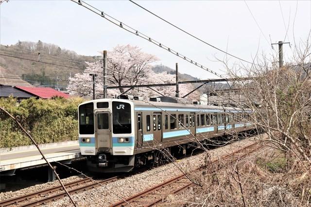 s-③下り電車