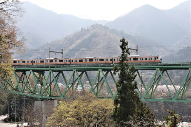 s-⑥東京直通電車