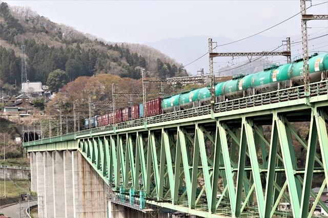 s-⑩貨物列車