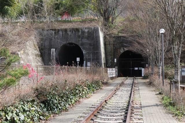 ⑦大日影トンネル