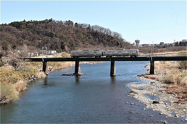 ㉔富士山下~西桐生渡良瀬川
