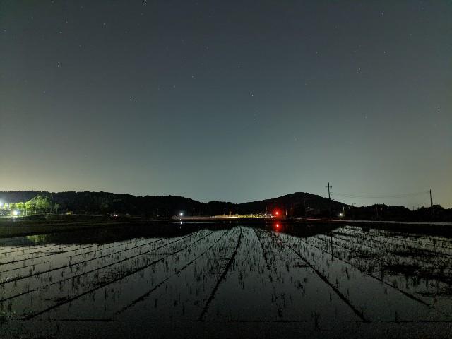 茨城県の夜景