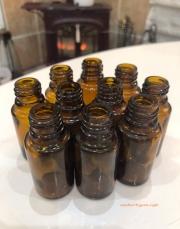 ドテラエッセンシャルオイルリサイクル瓶