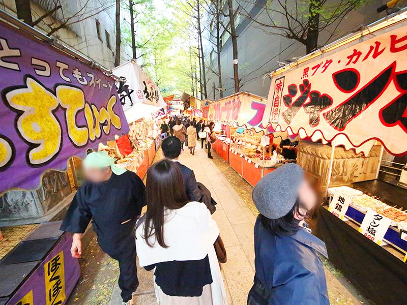 薬王院・氷川神社・歌舞伎町&花園神社