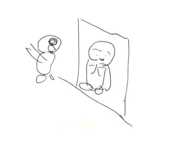 下書きシール