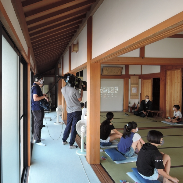 600子供坐禅会取材2008223