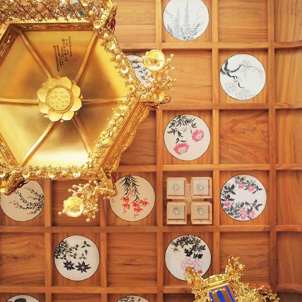 600本堂天井201030