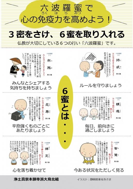 こまめ使用ポスター 大阪