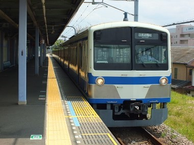 3多摩湖線電車0422