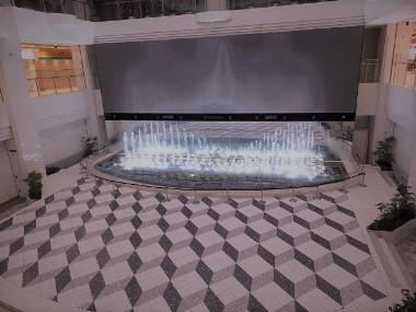 16サンシャインシティ噴水0422 (2)
