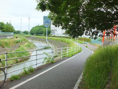 13自転車道起点0523