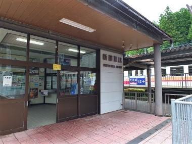 8新藤原駅0626