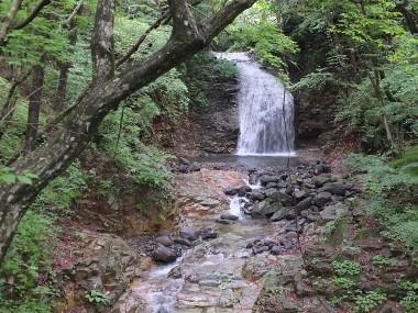 13竪琴の滝0626
