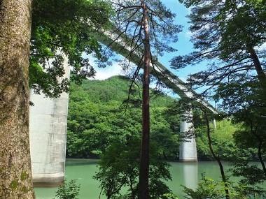16野岩鉄道鉄橋0626