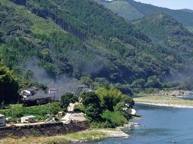 5球磨川に沿って20090910