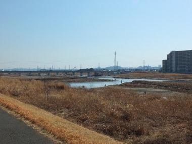 7多摩川の流れ0221