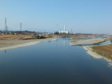 11府中四谷橋から0221