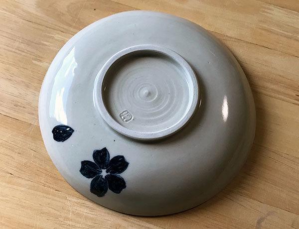 21_1桜紋中皿A-8