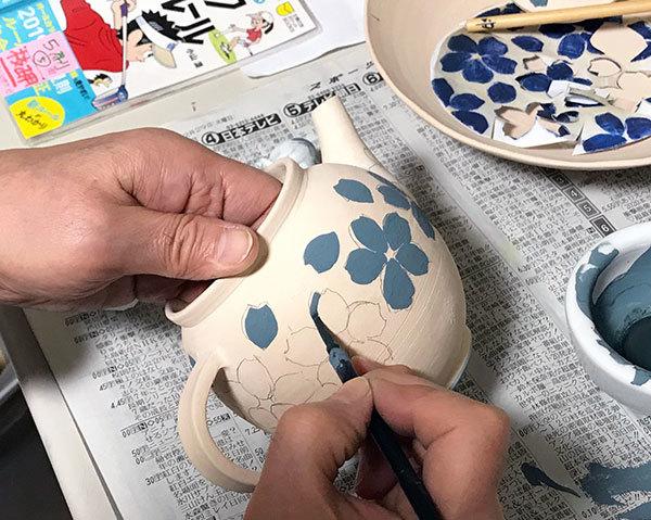 21_1桜紋急須6