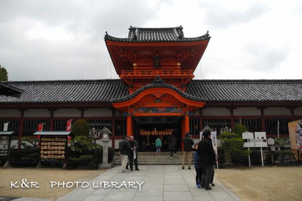 2020年1月12日3伊佐爾波神社