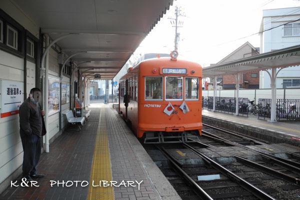 2020年1月13日2道後温泉〜松山市駅