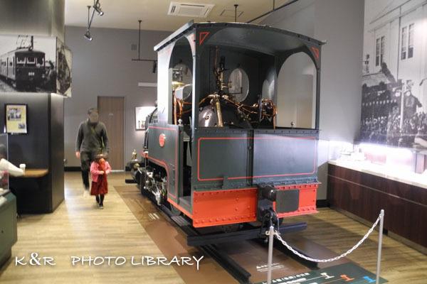 2020年1月13日6坊ちゃん列車ミュージアム