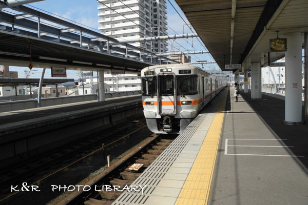 2020年3月7日3豊橋行き電車