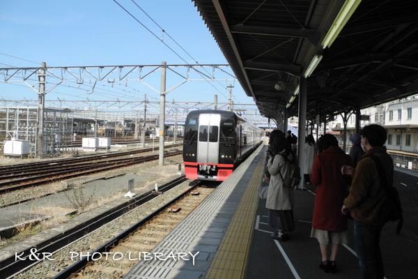 2020年3月7日6名鉄岐阜行き電車